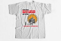 Vintage Hot Rod Racing T-Shirt US Dragster Championship 1968