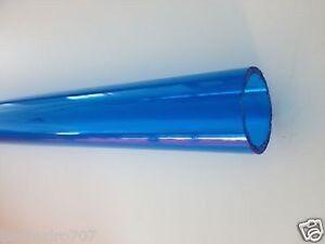 """1/2""""/12 Mm Id Clear Blue Vinyle Souple Tubes Vendus Par Ft Save $ $ Avec Bay Hydro-afficher Le Titre D'origine"""