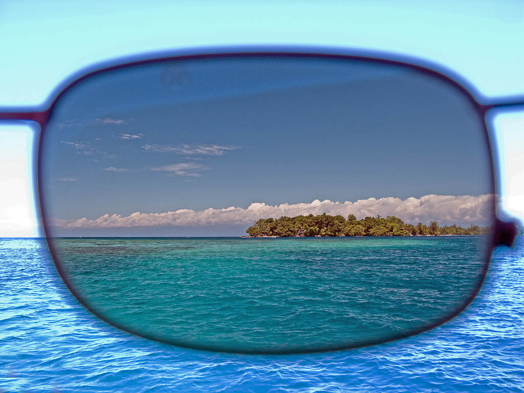 Reglaze Glasses Specs Polarised Sunglass Lenses - Superb  for Fishermen