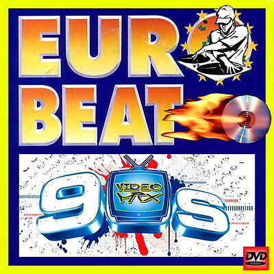 Dj Video Mix * The Ultimate Eurobeat Party Mix * 90s Dance Hits