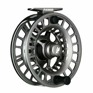 Sage-Spectrum-LT-5-6-Fly-Reel-Color-Silver-NEW-FREE-FLY-LINE