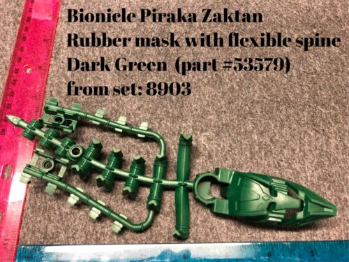"""LEGO BIONICLE CHARACTER CREATURE MASK HEAD REPLACEMENT PART  /""""YOU PICK/"""""""