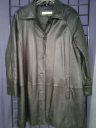Excelled Womens Leather Jacket Size M