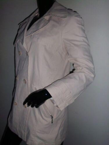 Coat Trench Label Orange T Ferme 4 Par Beige Femme 40 38 Bouton Damo 3 1rnY1qBdU