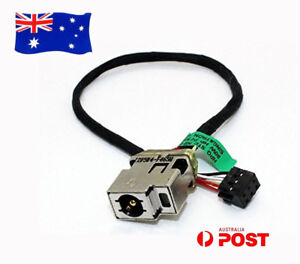 DC-IN-Power-Jack-Replacement-Socket-w-Cable-For-HP-ENVY-PRO-4-B000-Series-OZ-AU