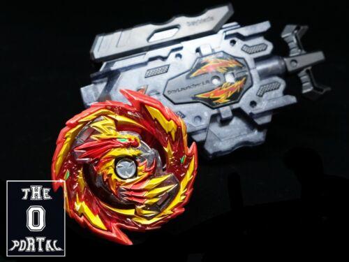 TAKARA TOMY Beyblade BURST GT B-155 Master Diabolos w// LR Launcher ThePortal0