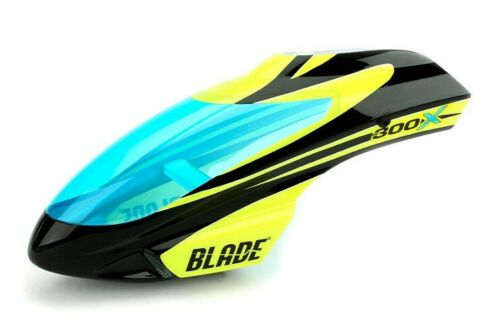 Yellow Option Canopy BLH4542A New Blade 300 X Black
