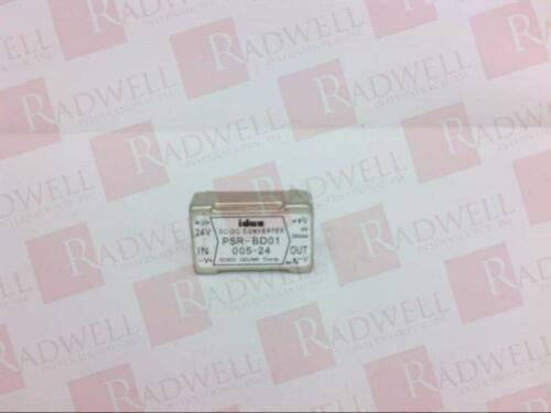 NEW NO BOX PSRBD0100524 IDEC PSR-BD01005-24