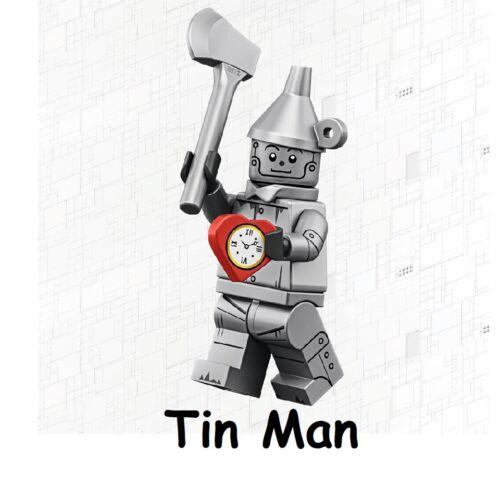LEGO Movie 2 Minifigure Series 71023 Wizard Of Oz # 19 Tin Man SEALED NEW