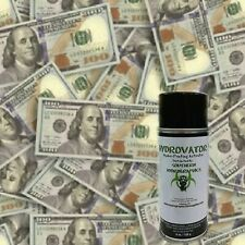 Hydrographic Film Water Transfer Hydro Dipping 6oz Activator 100 Bills Dip Kit