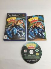 CRASH OF THE TITANS ON THE PS2 / PLAYSTATION 2 - COMPLETE