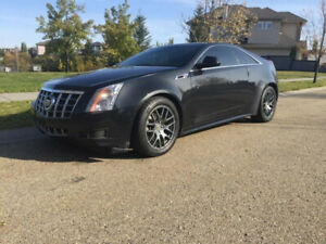 Cadillac CTS4 Coupe - All Wheel Drive