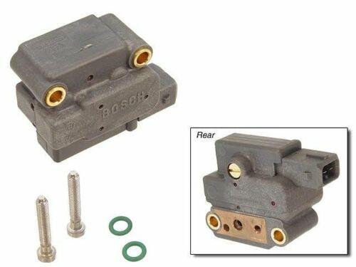 For 1988-1991 Audi 90 Fuel Pressure Regulator Bosch 13796JY 1989 1990