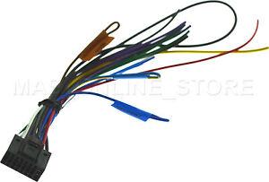 image is loading kenwood-kmrd362bt-kmr-d362bt-genuine-wire-harness-ships-