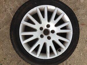 audi a4 b6 b7 wheel rim wheels tire oem factory spare full volkswagen vw ebay. Black Bedroom Furniture Sets. Home Design Ideas