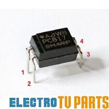 3 x Sharp PC817 EL817 817 817C FL817C PS817C DIP Optocoupler Free shipping