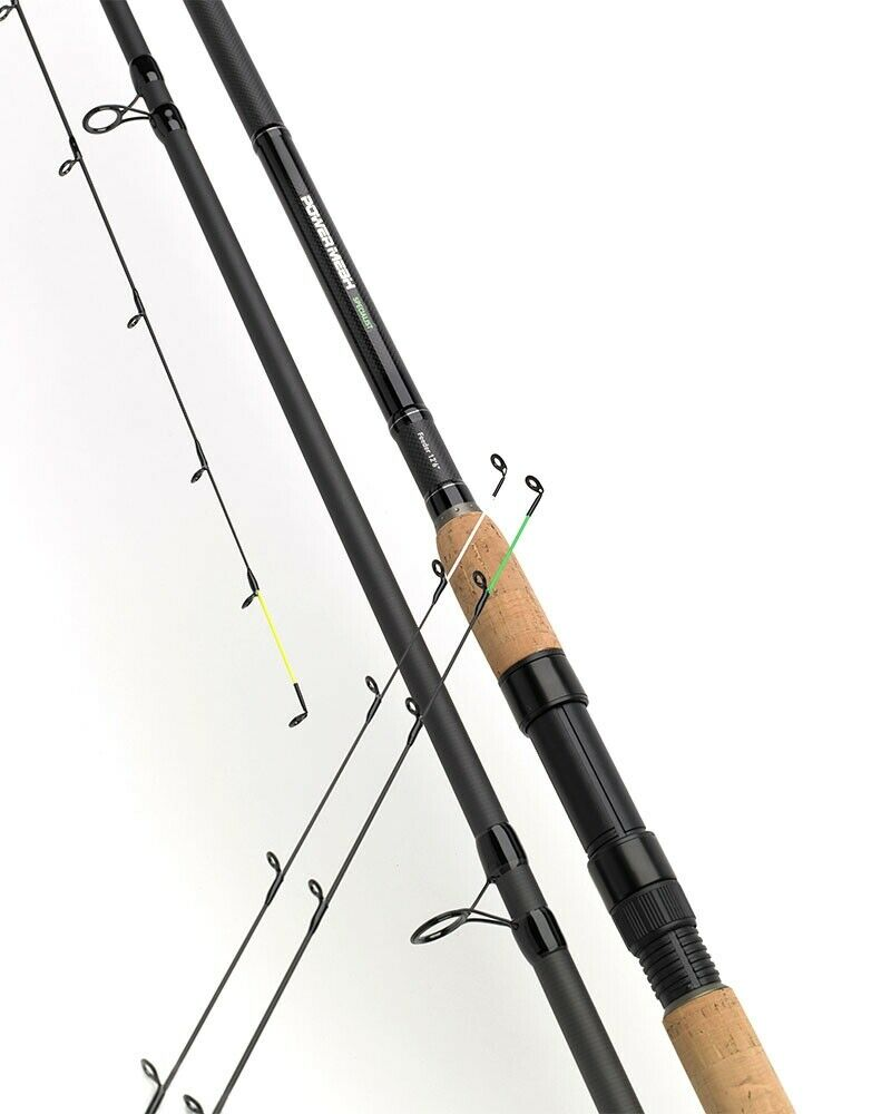 Ex Display Daiwa Powermesh Specialist Rods 12'6' Feeder Model No. PMS126PQ-AU