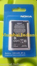 ORIGINAL BP-4L BP4L BATTERY FOR NOKIA E52 E63 E71 E72 E90 N97 N810 E6 E6-00 etc.