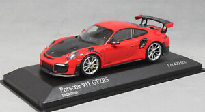 Minichamps-PORSCHE-911-991-Gen-2-GT2RS-GT2-RS-in-Rosso-Indiano-410067238-1-43-NUOVI