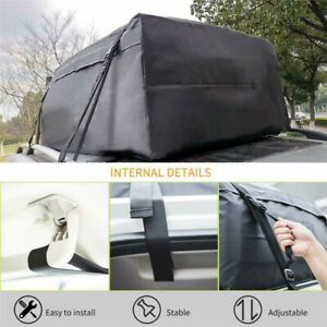 Portable-Large-Cargo-Luggage-Carrier-Bag-Car-Roof-Top-Rack-Carrier-Dustproof
