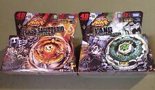 Beyblade Takara / Hasbro Fang Leone / Flash Sagittario Starter Sets USA Seller