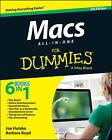 Macs All-in-one For Dummies by Joe Hutsko, Barbara Boyd (Paperback, 2014)