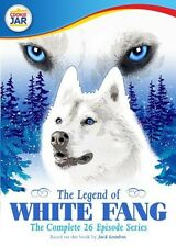 Legend of White Fang: The Complete Series [3 Discs] [DVD New]