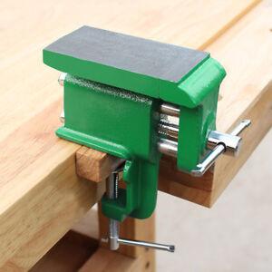 Details About 80mm Table Bench Vise Mini Vice Woodworking Clamp Vice Desktop Diy Fixture Sale