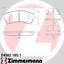 Indexbild 3 - Zimmermann-Sport-Bremsscheiben-amp-Belaege-MAZDA-6-GH-1-8-2-5-2-0-2-2-CD-Vorne