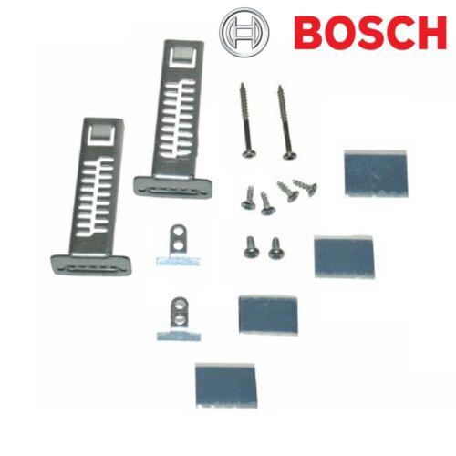 Véritable bosch lave-vaisselle intégré porte kit de montage numéro de pièce 00422858