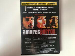 AMORES-PERROS-DVD-EMILIO-ECHEVARRIA-GOYA-TOLEDO-ALVARO-GUERRERO-ALEJANDRO-GONZAL