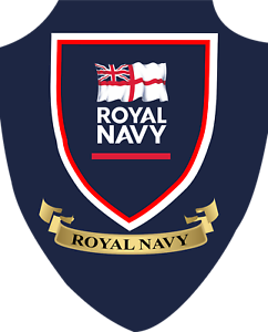 Military Plaques - Royal Navy