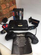 Sega Megadrive 1 console With Games Bundle - Good Condition - Free Pp