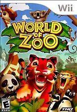 World of Zoo (Nintendo Wii, 2009)