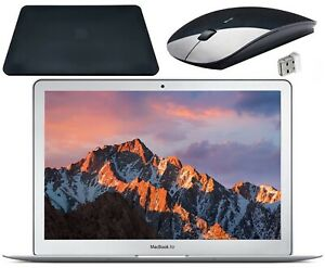 Apple-MacBook-Air-13-inch-i5-4GB-RAM-128-GB-SSD-Bundle-Includes-Case-and-Mouse