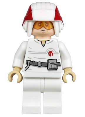 Cloud Car Pilot GENUINE Minifigure Figure! LEGO Star Wars 75222 Cloud City