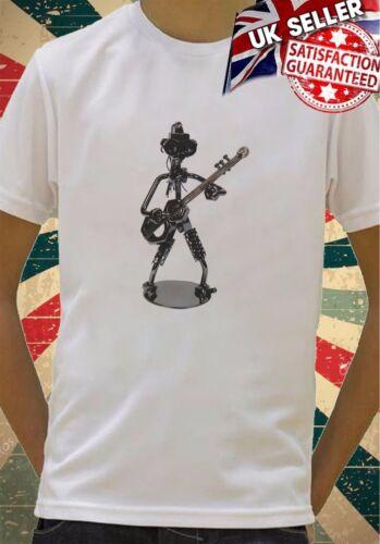 corks and screws machine man robot Boys Girls Birthday gift Top T shirt 299