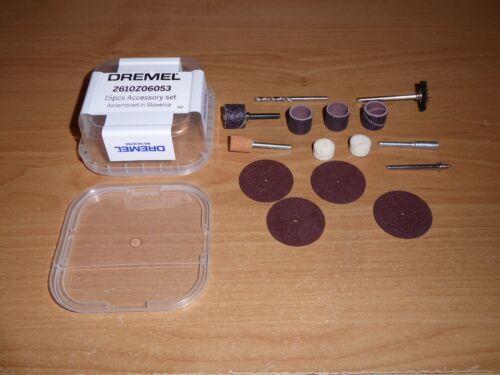 Dremel 15 Piece Accessory Set