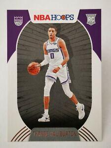 Panini Hoops 2020-21 N21 NBA Rookie RC #238 Sacramento kings Tyrese Haliburton