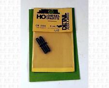 Detail Associates HO Parts: 24 Inch Plain Type Cab Armrests CB 2302