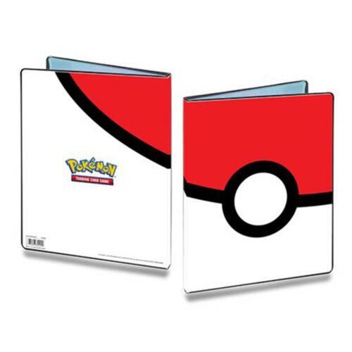 Pokemon Card Collect Pro Album Protector Binder 9 Pocket Pages Sheets Holder