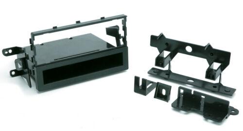 Scosche HA1563B Dash Kit for Honda Acura Isuzu Single Din Radio Replace Install