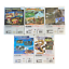 Disney-Wii-Games-Bundle-Toy-Story-3-Up-Pirates-of-the-Caribbean-Tron-Tangled miniature 2