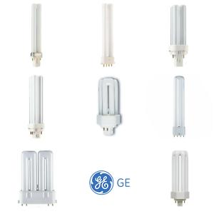 GE 2/4 Broches Biax S D T S/E D/E T/E L lampes fluorescentes compactes