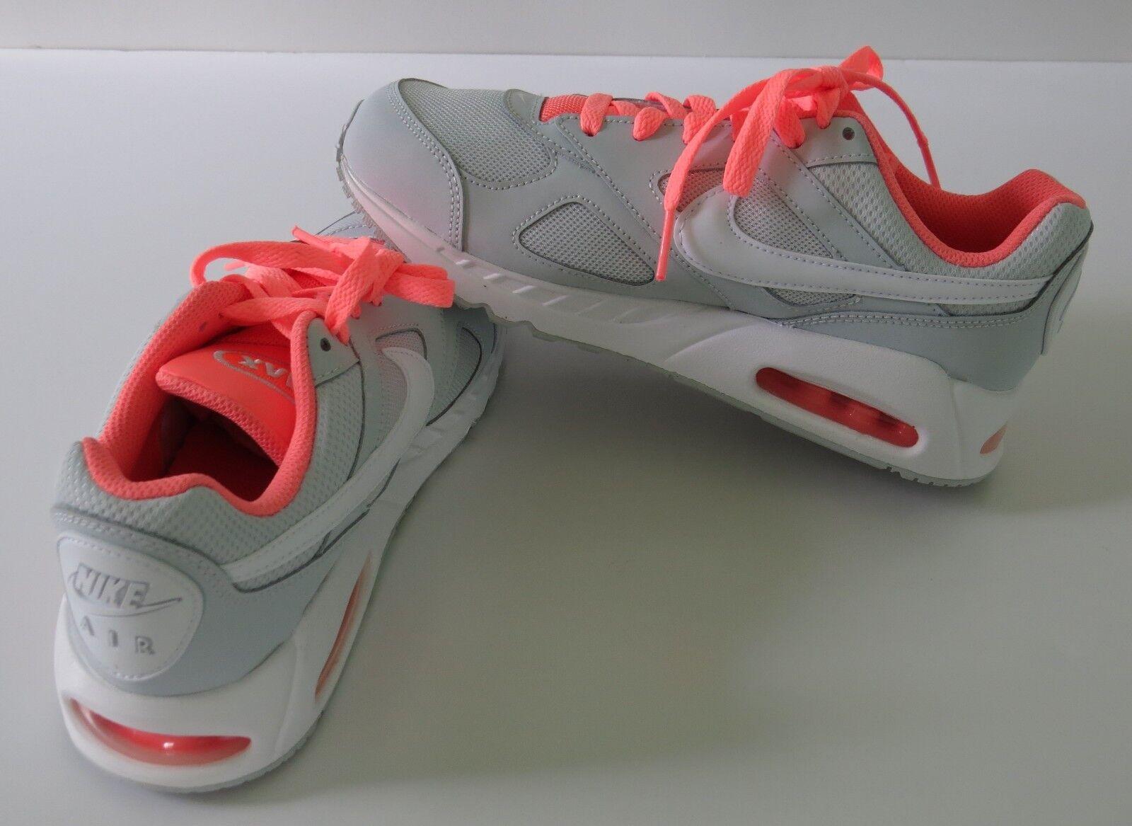 Pennino nike air max donne iv0 gs dimensioni 5.5y ragazze donne max scarpe coral arancione grigio platino 47af02