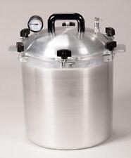 All American 1925x 25qt Heavy Cast Aluminum Non Electric Sterilizer Autoclave