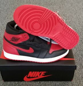 NIKE AIR JORDAN 1 RETRO ONE HIGH OG NRG HOMAGE to HOME 861428 061 ... 46ba30706