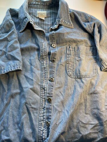capristrano jeans jacket shirt - image 1