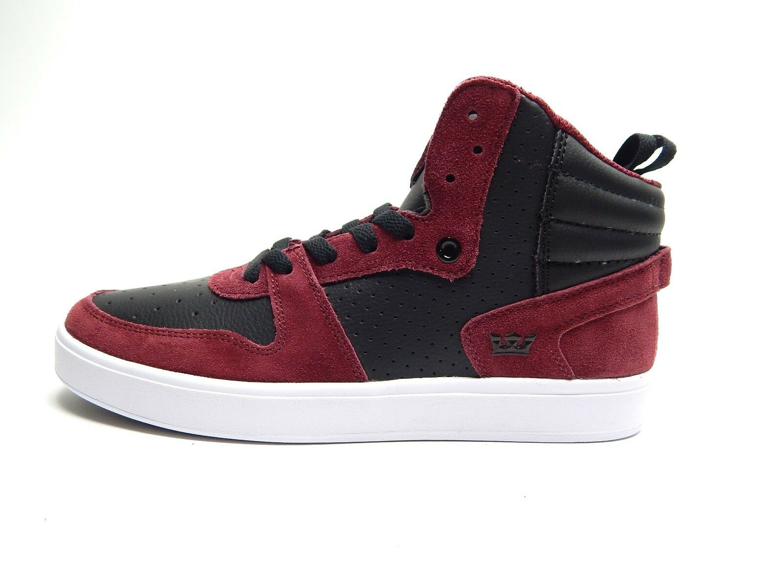SUPRA SPHINX SIZE TAWNY BLACK Weiß MEN Schuhe SIZE SPHINX 8 TO 14 ddf08c