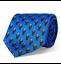 thumbnail 2 - Ralph-Lauren-Mens-Narrow-Italy-Polo-Bear-Martini-Blue-Green-Purple-Knit-Neck-Tie